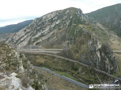 Salto del Nervión - Salinas de Añana - Parque Natural de Valderejo;senderismo rascafria equipamien